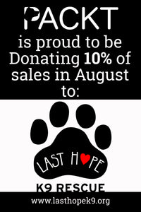 Last Hope K9 ($113.65 Donated) - August 2017