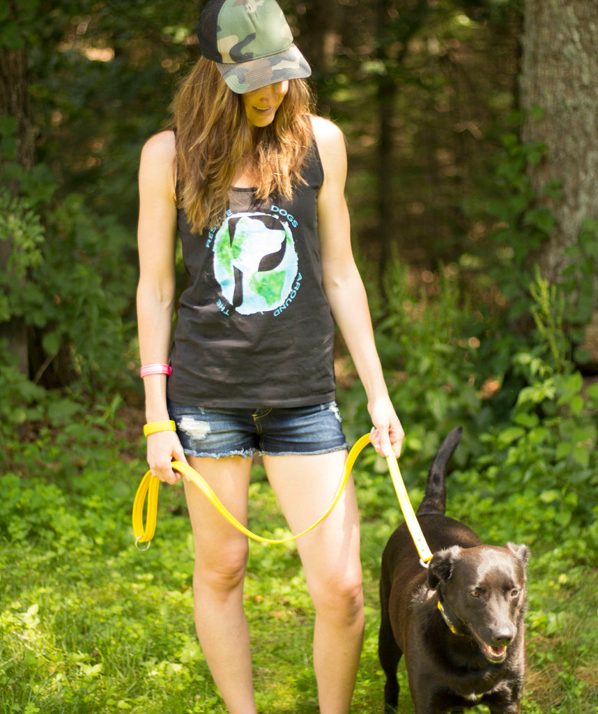 Rescue Dogs Around the World - Women's Tank