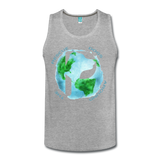 Rescue Dogs Around the World - Men's Tank - heather gray
