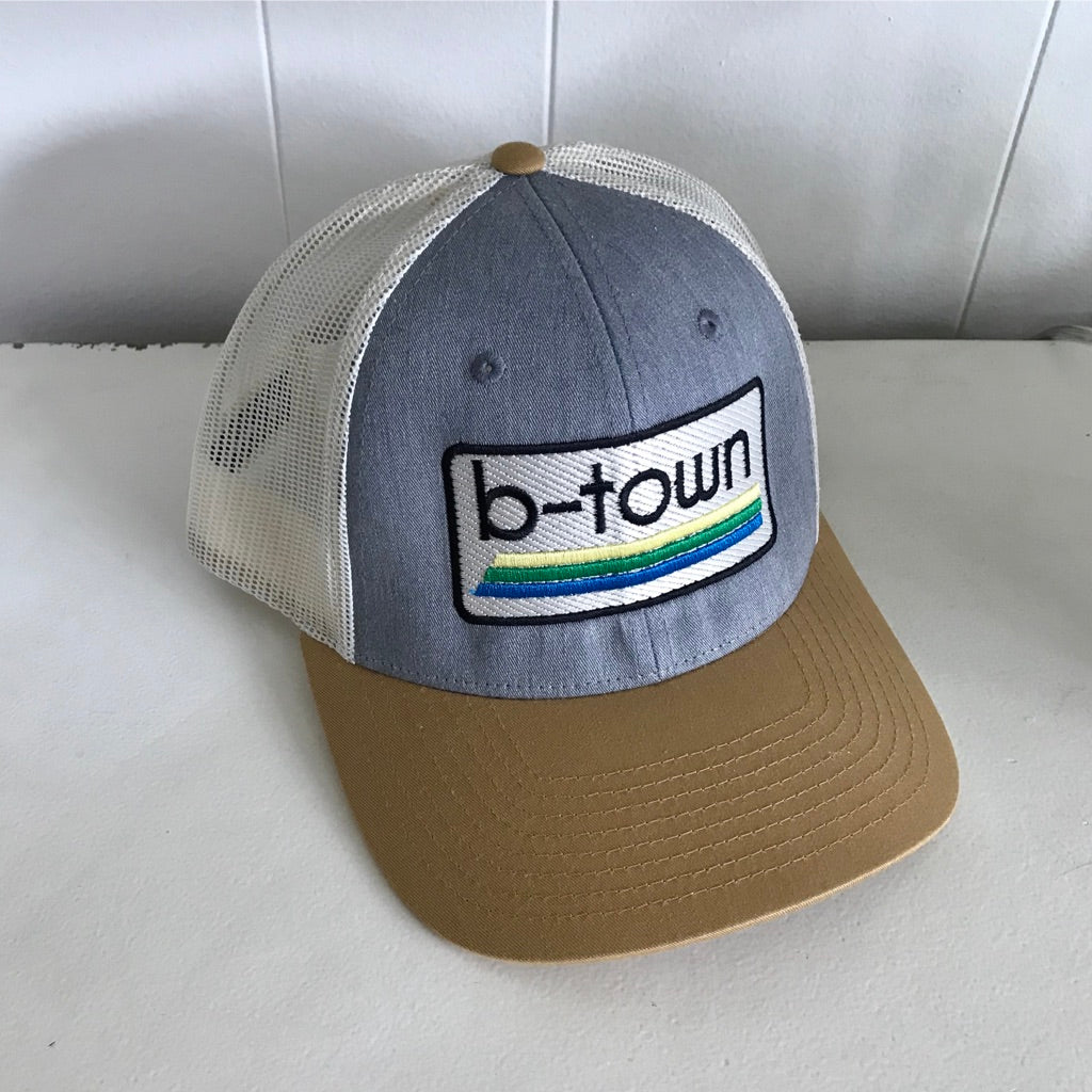 BTown lid-Richardson Mens and Womens