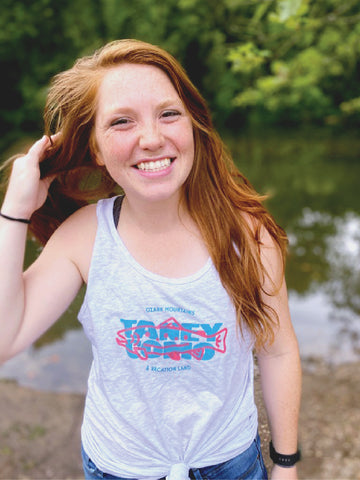 Taneycomo Tank (Heather Gray)
