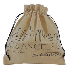 Stitches in the City | Knitting Project Bags