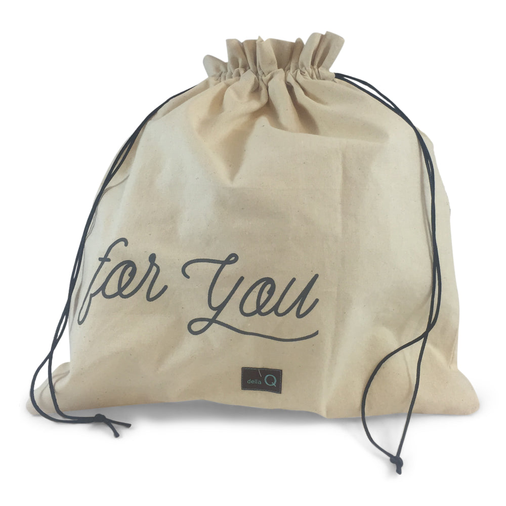 "Edict Project Bag-Large ""Handknit For You"""