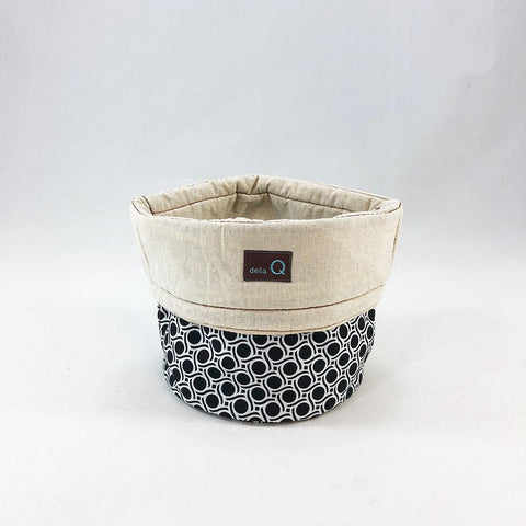 Salina Fabric Yarn Bowl - Small