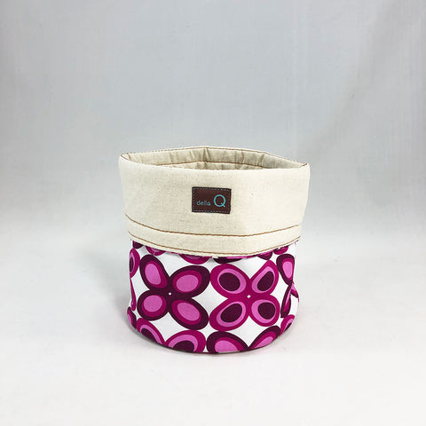 Salina Fabric Yarn Bowl - Small - Summit