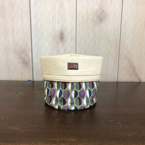 Salina Fabric Yarn Bowl - Small - Joy