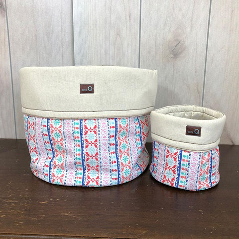 Salina Fabric Yarn Bowl - Large