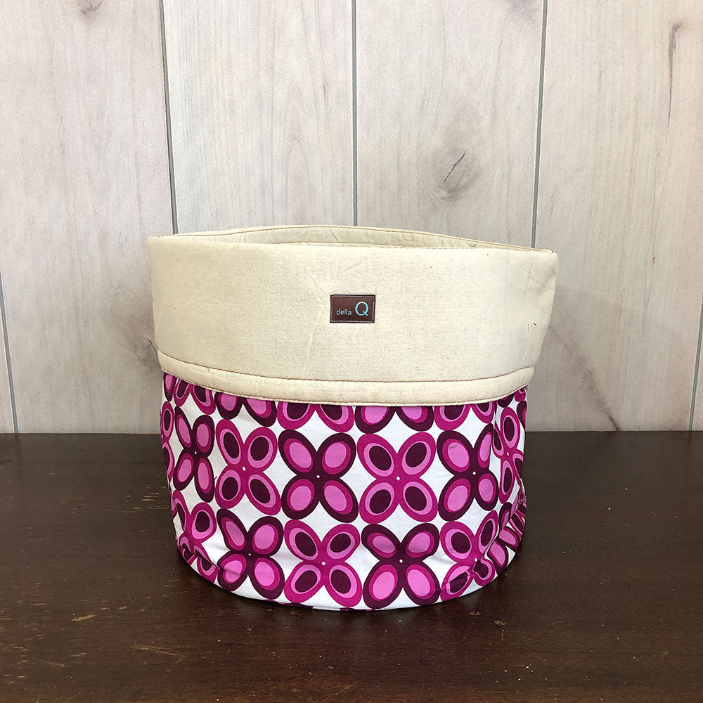 Salina Fabric Yarn Bowl - Large - Summit