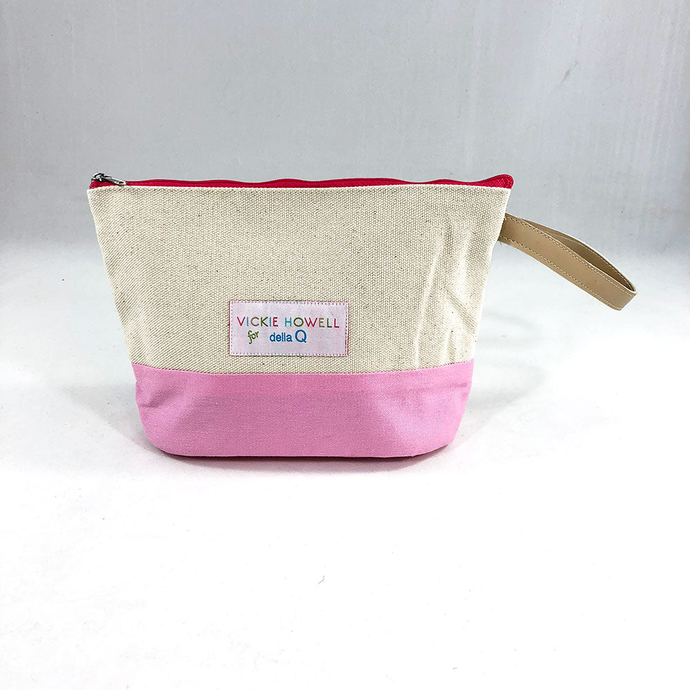 Vickie Howell for della Q Wristlet