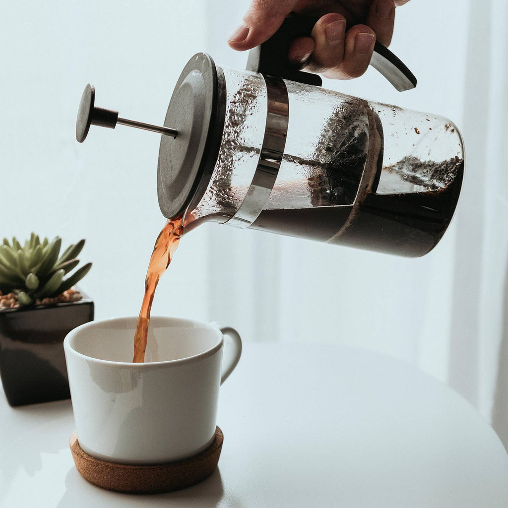 How to brew great coffee with a french-press masterclass- Digital Product