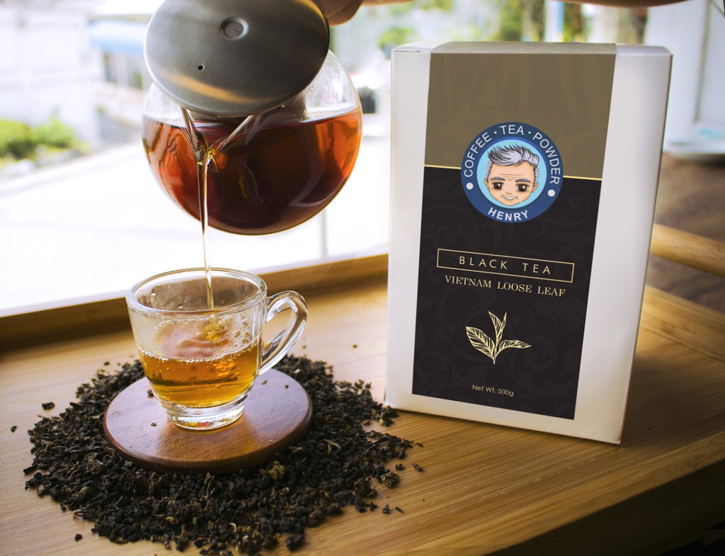 Henry Loose Black Tea 500g