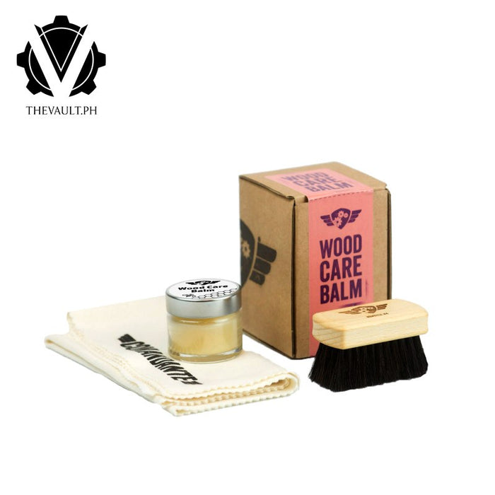 Comandante Wood Care Balm Set