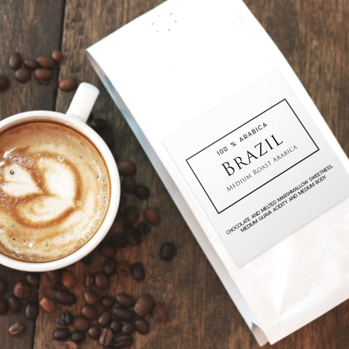Brazil Medium Roast Arabica, 500g