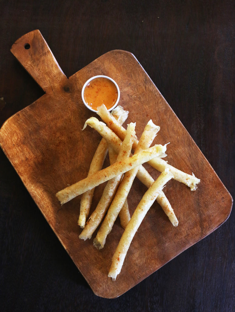 The Giving Cafe Cheese Sticks 5 pcs
