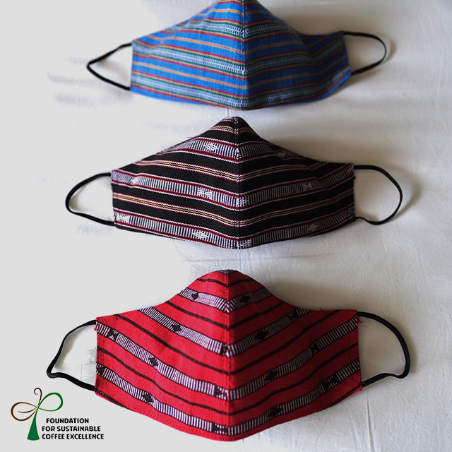 Handwoven Face Masks (from Benguet)