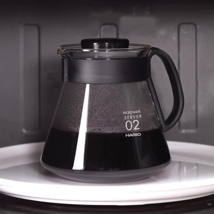 Hario V60 Glass Range Server 02, 600ml
