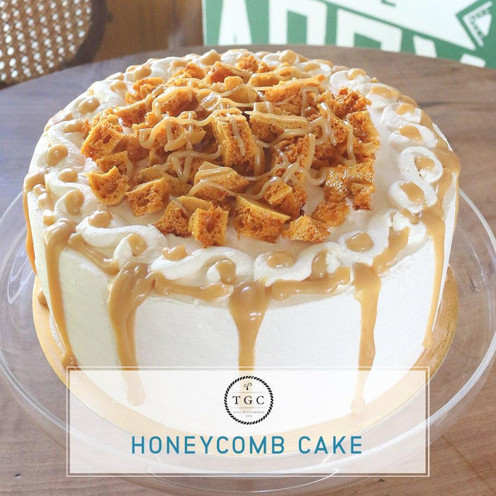 Honeycomb Cake (Whole)