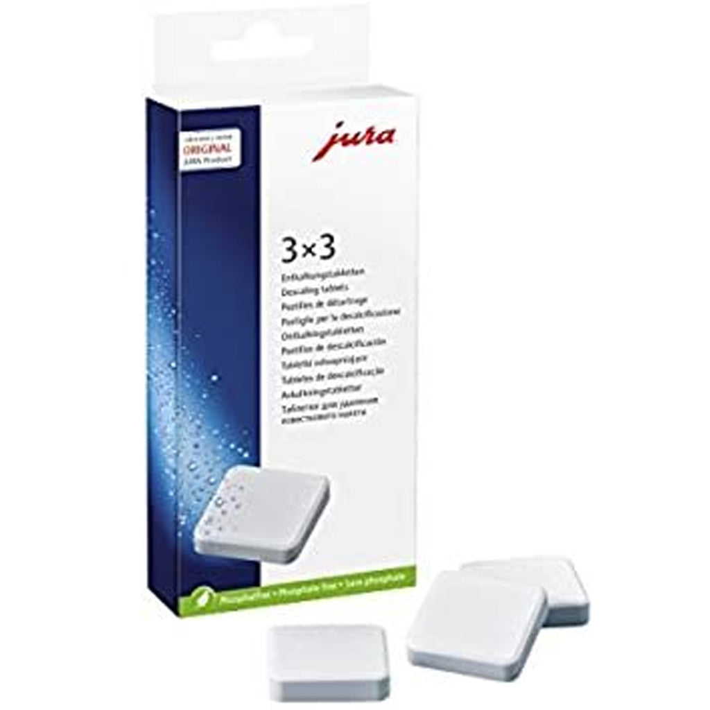 Jura Descaling Tablet 3x3