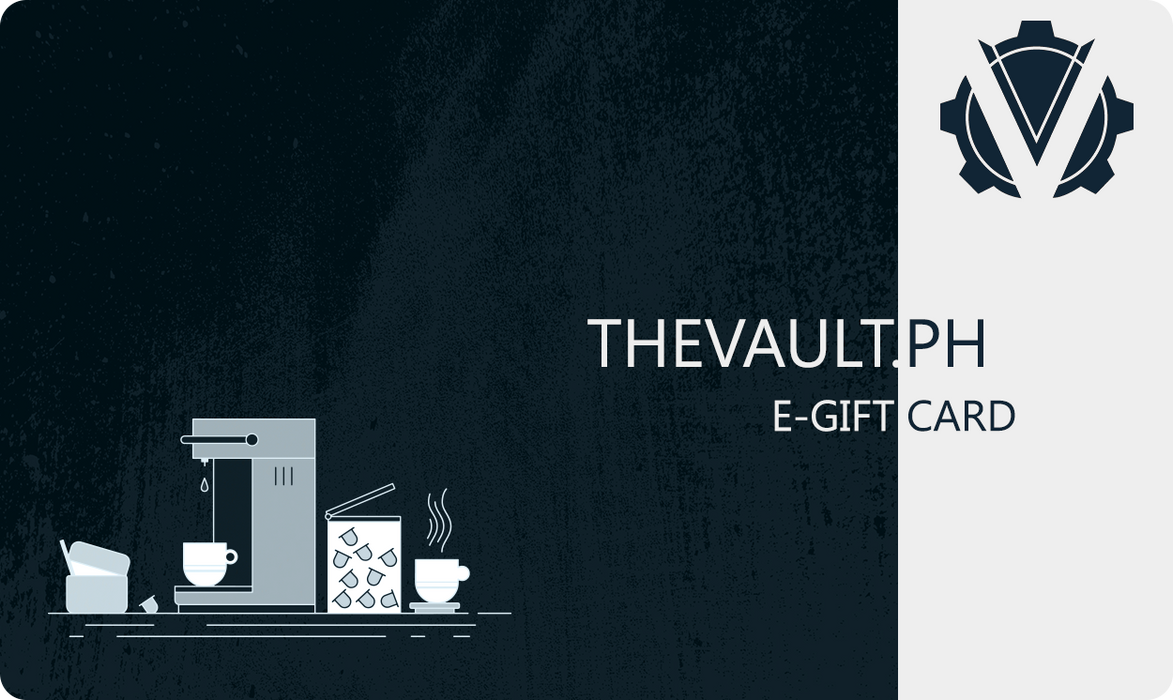 The Vault.ph Gift Card