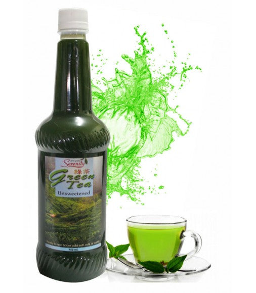 Green Tea Unsweetened