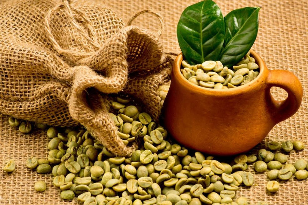 Ethiopia Sidamo Green Beans in Grainpro 500grams