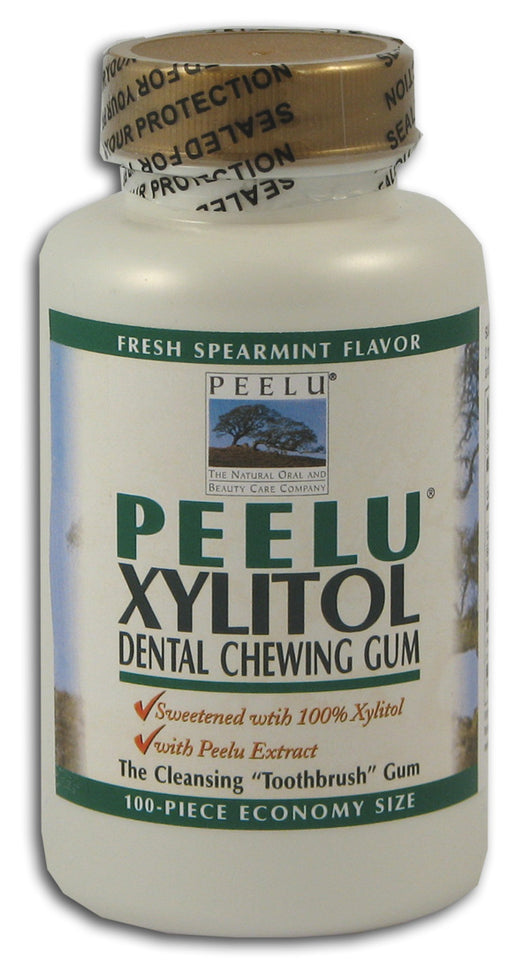 Xylitol Chewing Gum, Spearmint