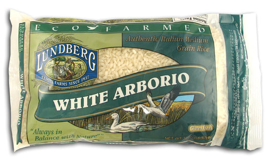White Arborio Rice, EcoFarmed