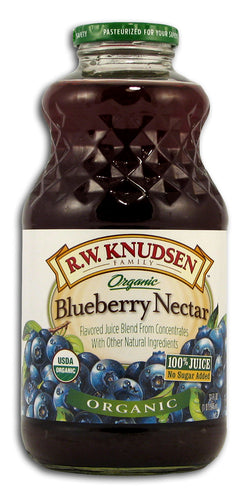 Blueberry Nectar, Organic
