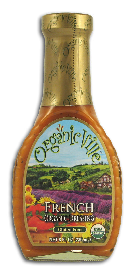 French Dressing, Organic