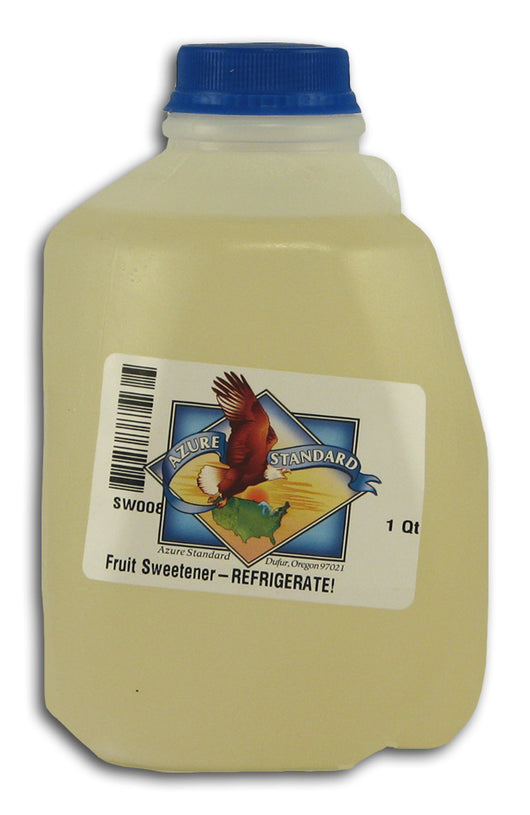 Fruit Sweetener-REFRIGERATE!