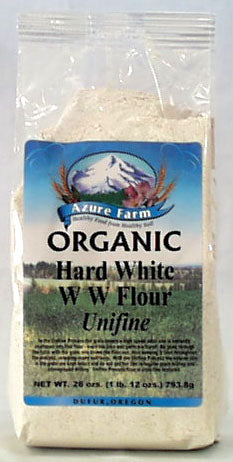 Hard White W.W. Flour, Org (Unifine)