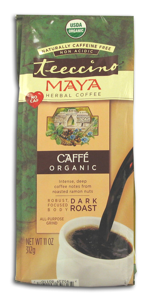 Maya Caffe Herbal Coffee, Organic