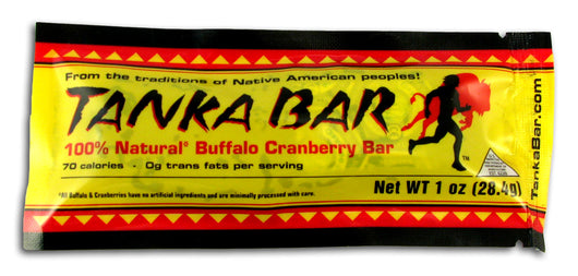 Tanka Bar 100% Natural Buffalo Cranb