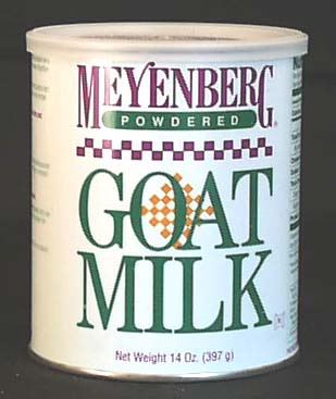 GOAT Milk, Powdered