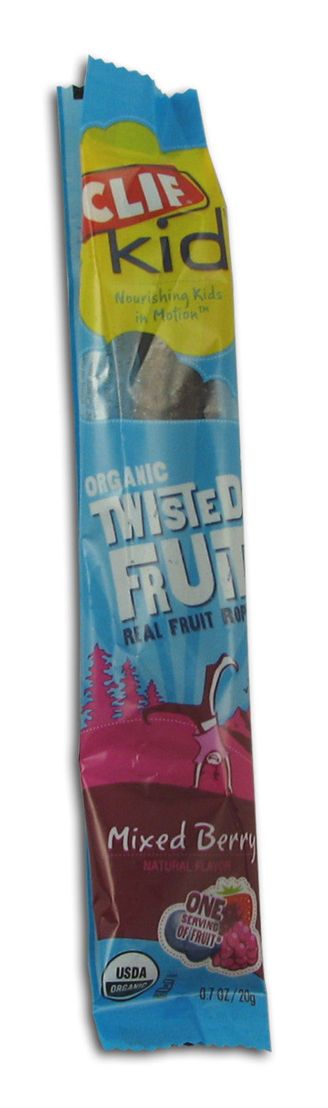 Twisted Fruit, Mixed Berry, Organic