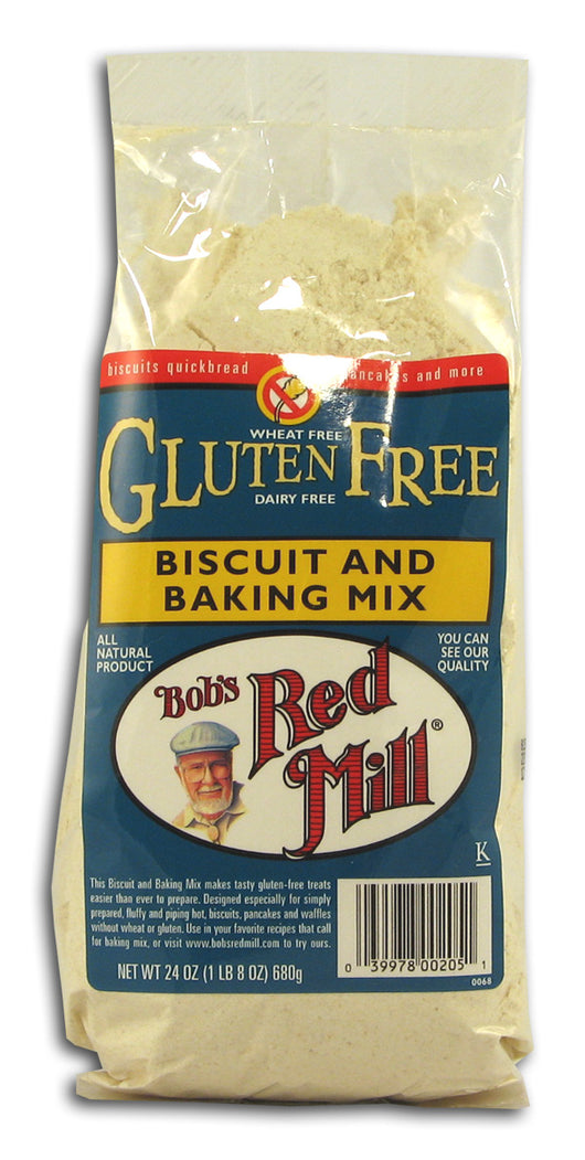 Biscuit & Baking Mix, WF, GF, DF