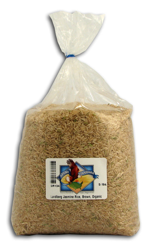 Jasmine Brown Rice, Org