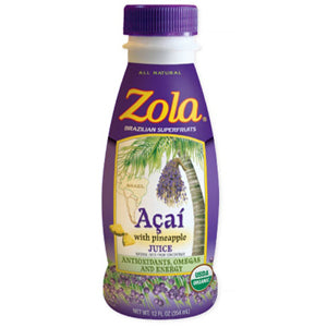 Acai, with Pineapple Juice