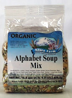 Alphabet Soup Mix, Organic