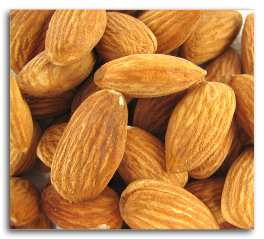Almonds, Raw Non-Pareil, Transitional