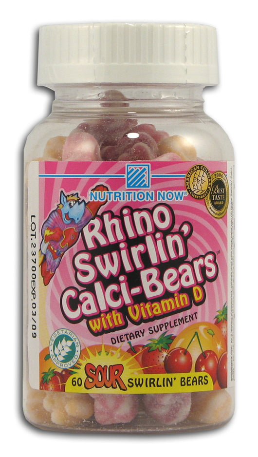 Rhino Swirlin' Calci-Bears