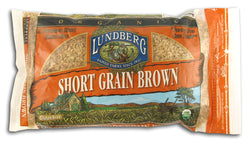 Short Grain Brown Rice, Organic
