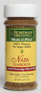 Napa Garden Salad Dressing Mix