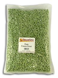 Peas, Freeze-Dried