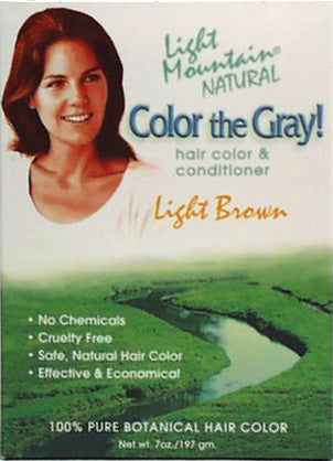 Color the Gray! #2 Light Brown