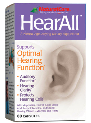 Hear All Clear Hearing Caps