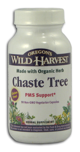 Chaste Tree (was Vitex)