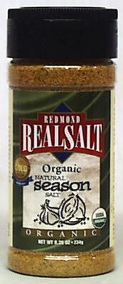 Redmond's Season Salt, Organic