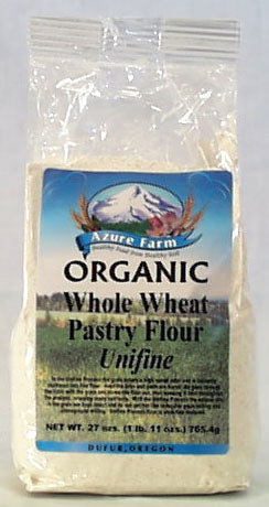 Unifine WW Pastry Flour, Organic