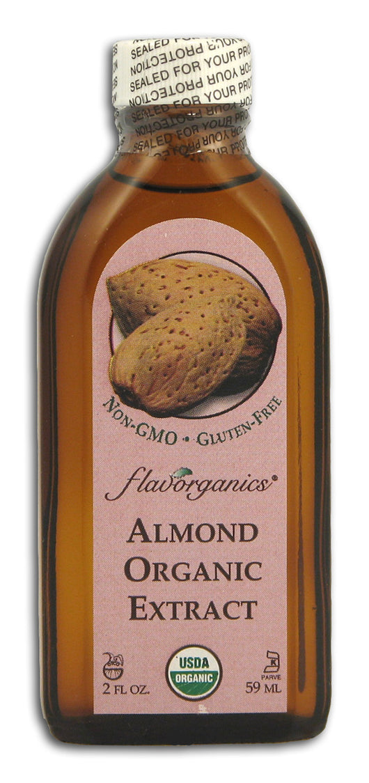 Extract, Pure Almond, Organic